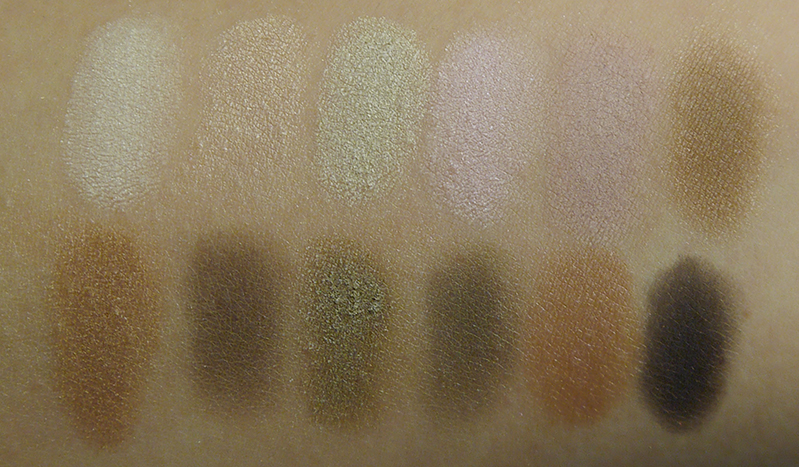 Maybelline The blushed nudes 04