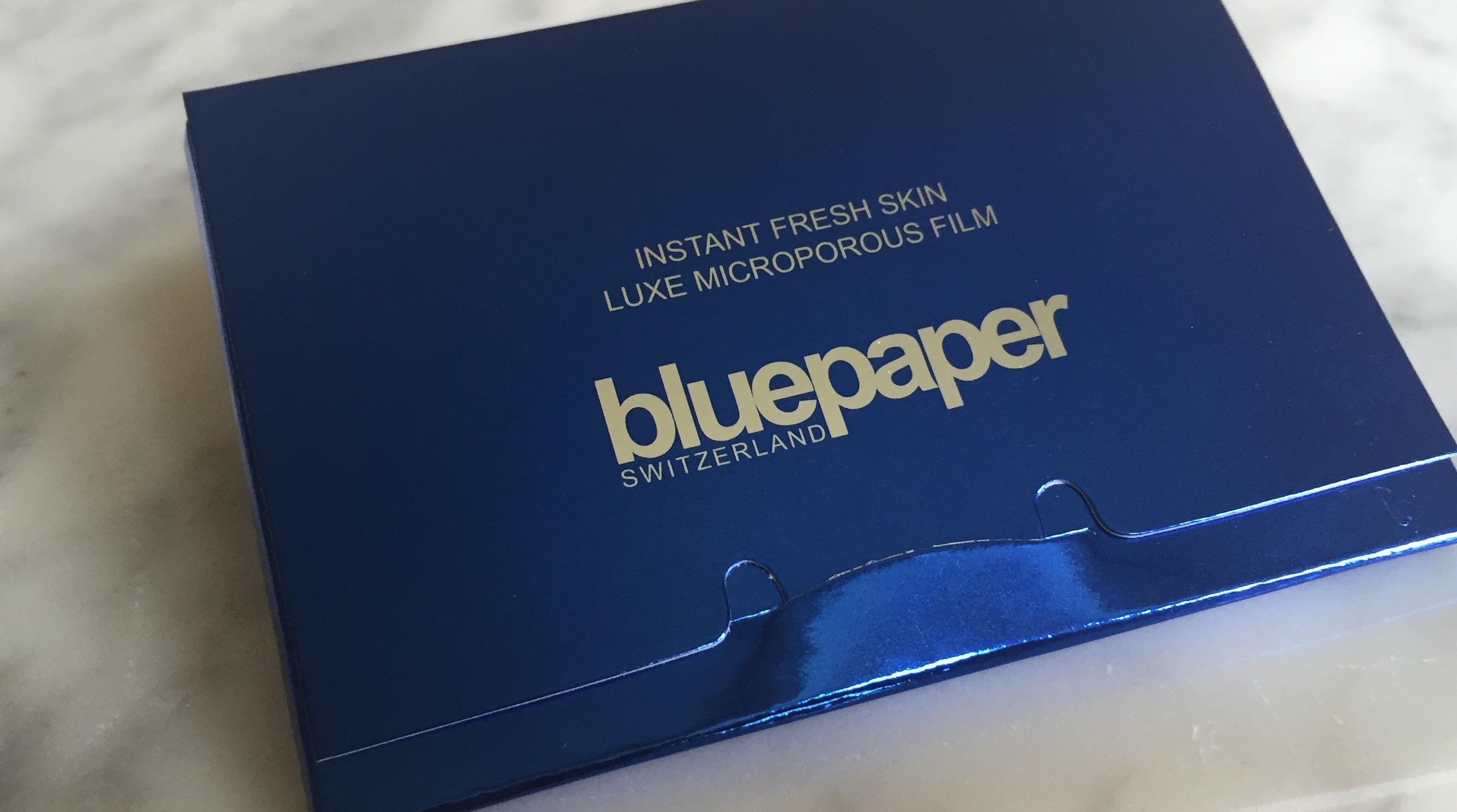 Bluepaper